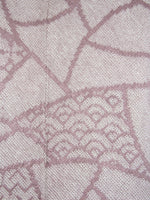 Load image into Gallery viewer, Mauve Traditional Patterns Shibori