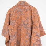 Load image into Gallery viewer, Terracotta Flower Kimono