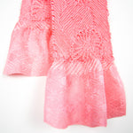 Load image into Gallery viewer, Rose Pink Shibori Obiage