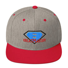 DsiTECH Snapback Hat (Beatmaker Super Hero, Producer, Musician)