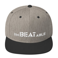 DsiTECH Snapback Hat | unBEATable (Musician, Producer, Beatmaker)