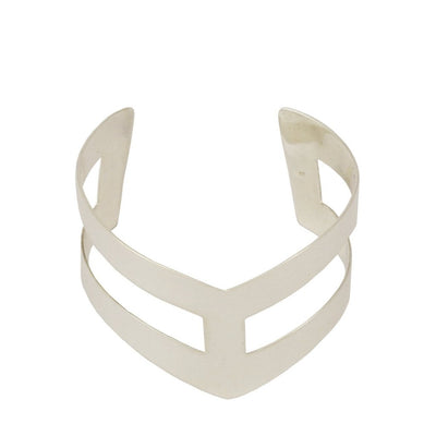 Wonder Woman Cut Out Cuff Bracelet
