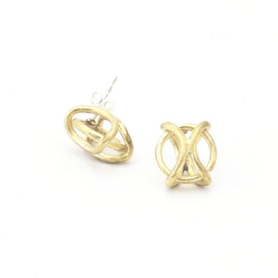 Power Crisscross Earrings