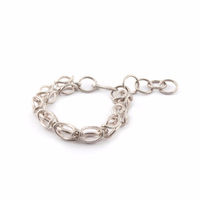 Power Gourmet Chain link Bracelet