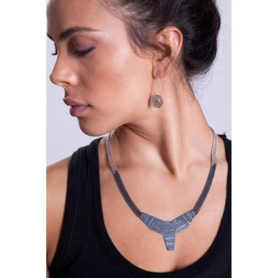 Inbar Shapira Bat Necklace