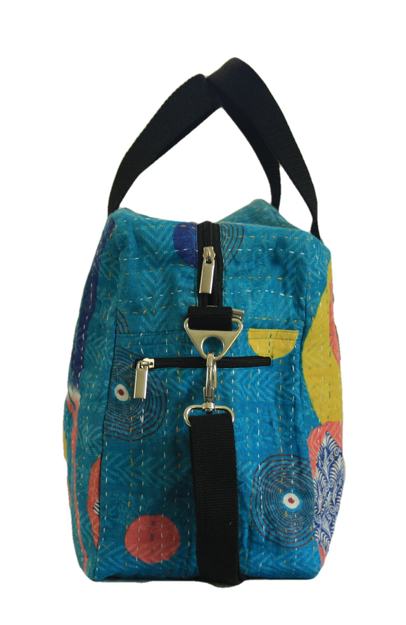 Traveller Bag - Blue 003