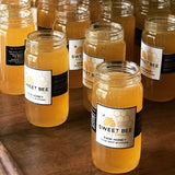 Honey // from local West Michigan bees