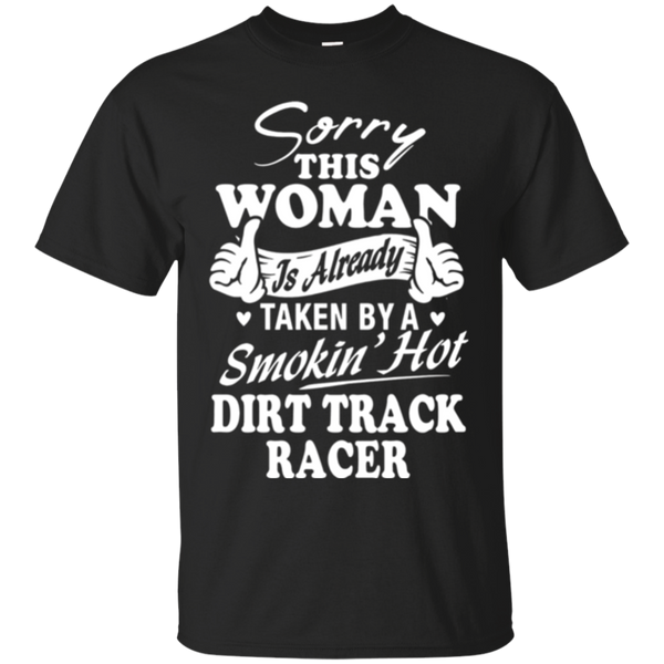 Sorry This Woman Is Taken By Smokin Hot DIRT TRACK RACER