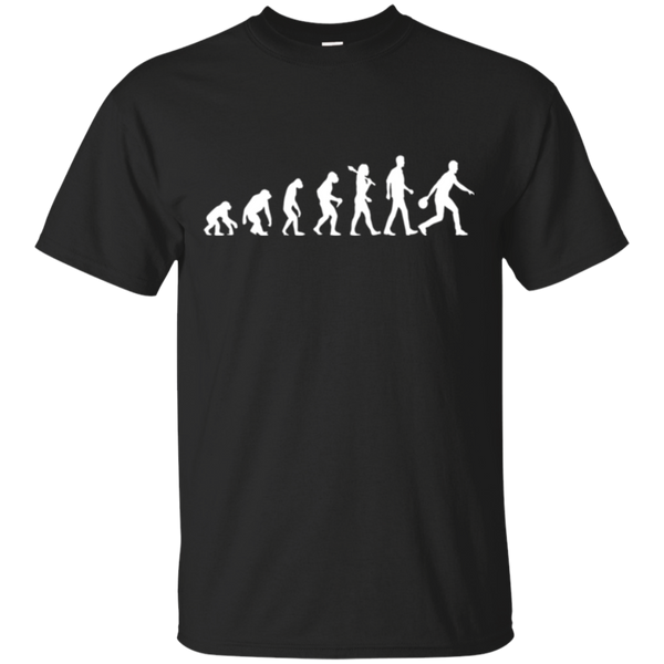 The Evolution of Bowling - T Shirt