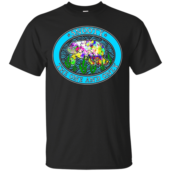 Bradenton FL Snooty Manatee | Sea Cow T-Shirt Gift