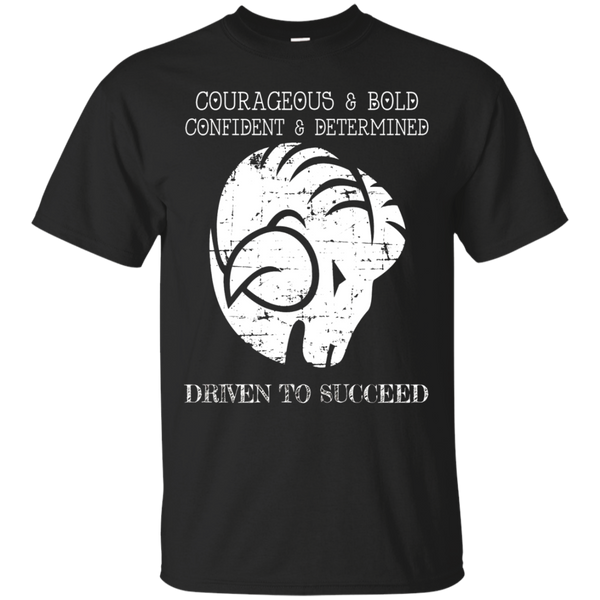DRIVEN TO SUCCEED FUN & BOLD ARIES SUMMER STYLE T SHIRT