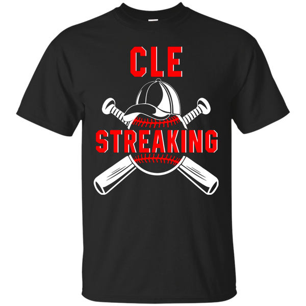 CLEVELAND OHIO Baseball Win Streak T Shirt