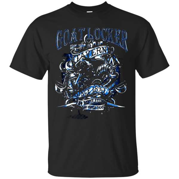 Navy Chief Goatlocker Tshirt