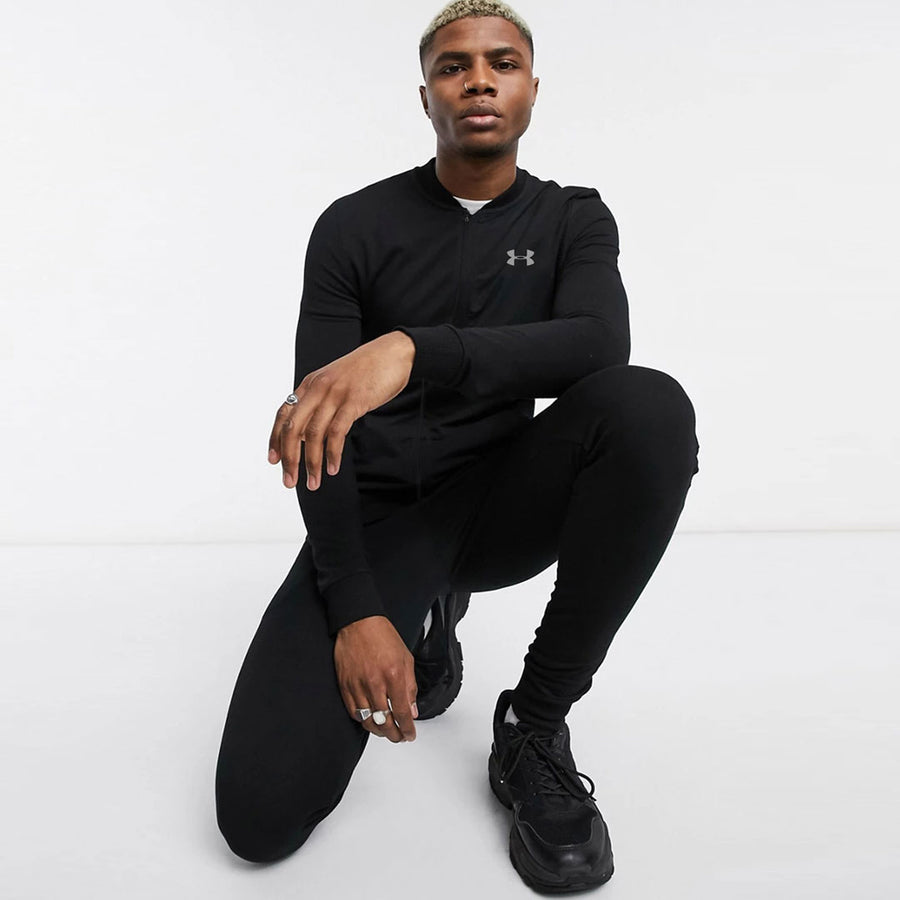 STORM REVIVAL PRIME REFLECTOR LOGO Black TRACK SUIT(WITH MINOR FAULT)