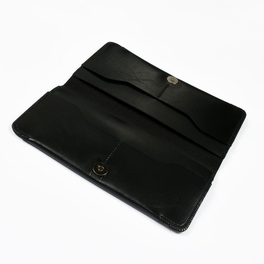 WOMEN CLUTCH WALLET PREMIUM BLACK WALLET