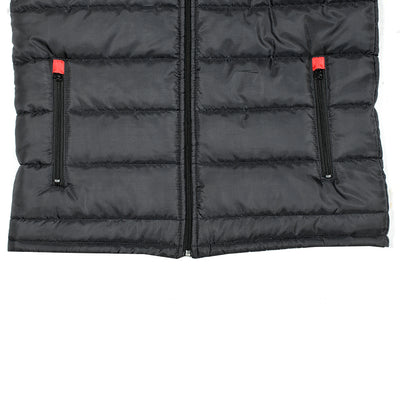 Funkys exclusive padded Black Gillet