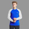 Rush break Long Sleeve Royal Blue Dry-Fit
