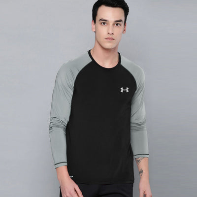 Rush break Long Sleeve Black Dry-Fit