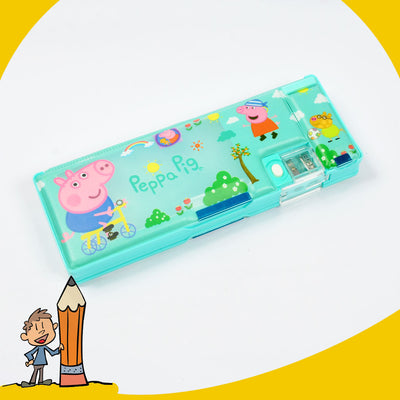 KIDS Peppa Pig Geometry Box