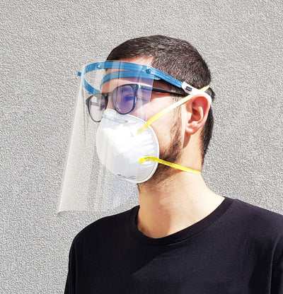 PERSONAL ACRYLIC FACE SHIELDS