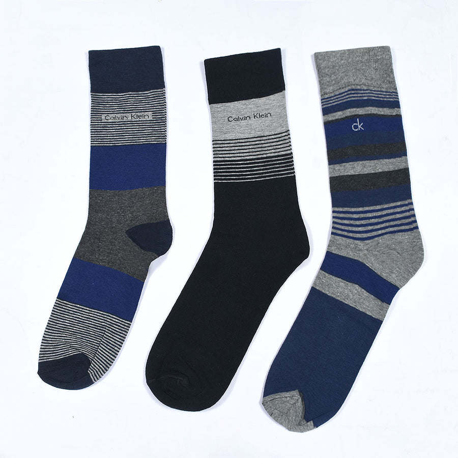 Astronaut Pack Of Three Premium Socks