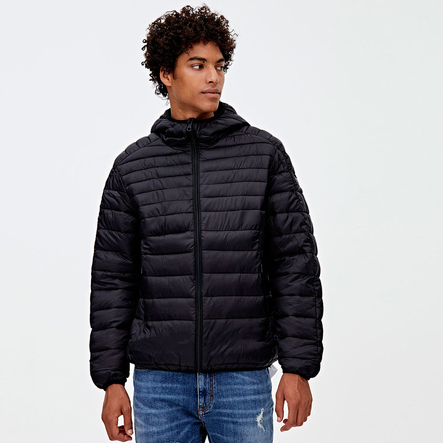 Funkys Packable Hooded Puffer Random jacket
