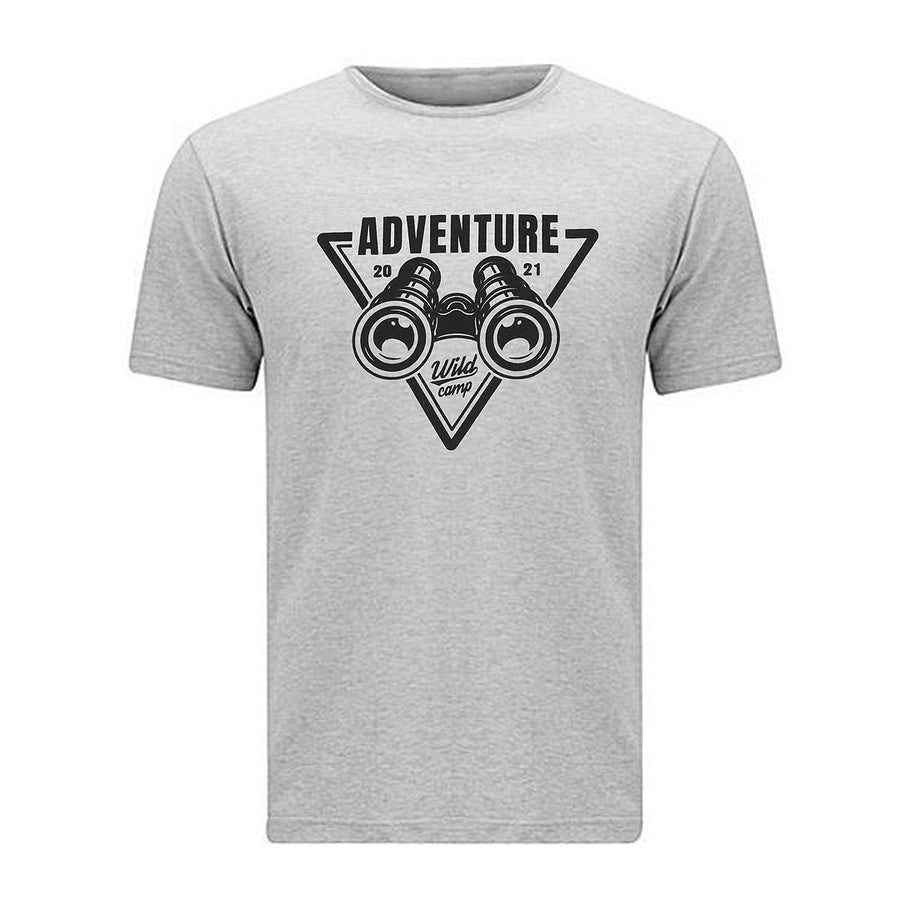 Light Grey Adventure Tee