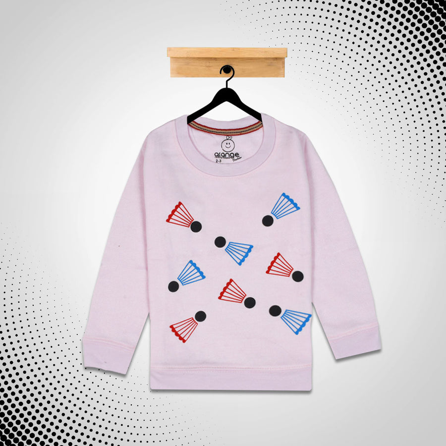 kid's Shuttle Printed SweatShirt (1 YEARS TO 12 YEARS)