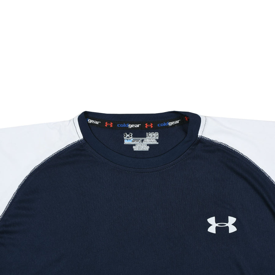 Rush break Long Sleeve Navy Dry-Fit