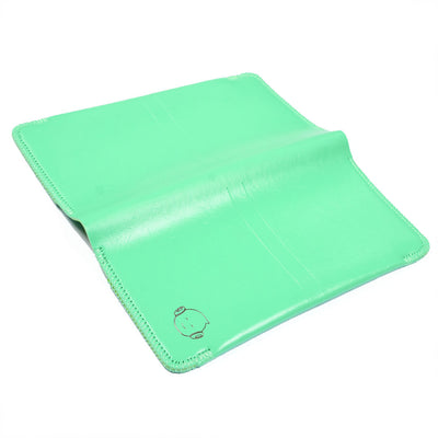 WOMEN HAND HOLDING PREMIUM Sea Green WALLET