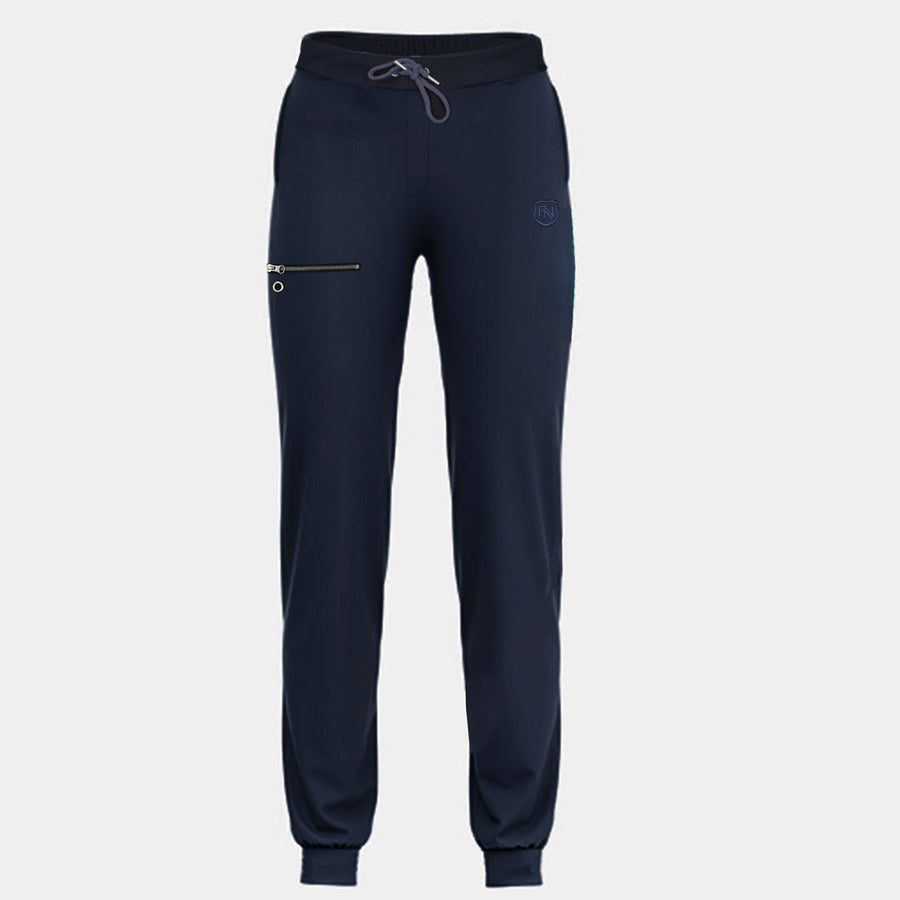 Funky's Four Pockets Navy Jogger Pant
