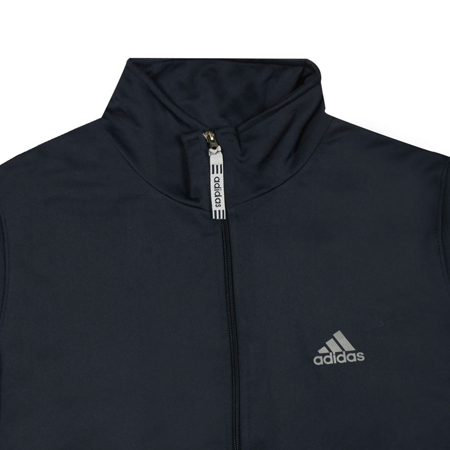 Reflector Stripes Track/Training NAVY Jacket