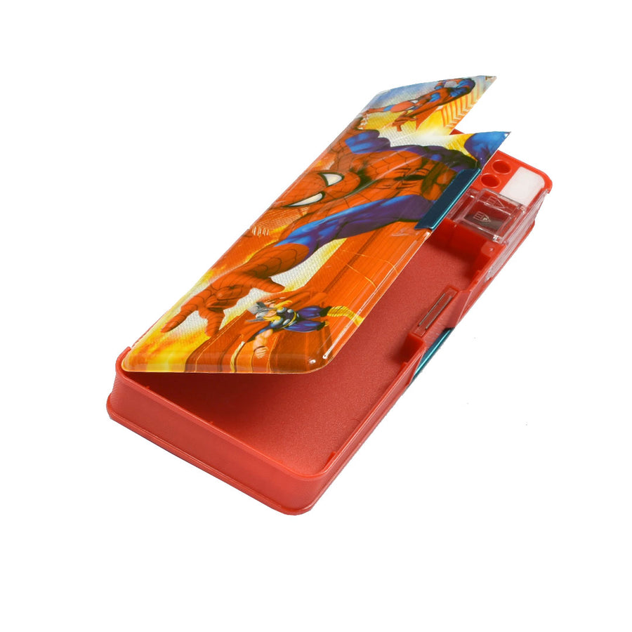 KIDS SPIDER MEN GEOMETRY BOX