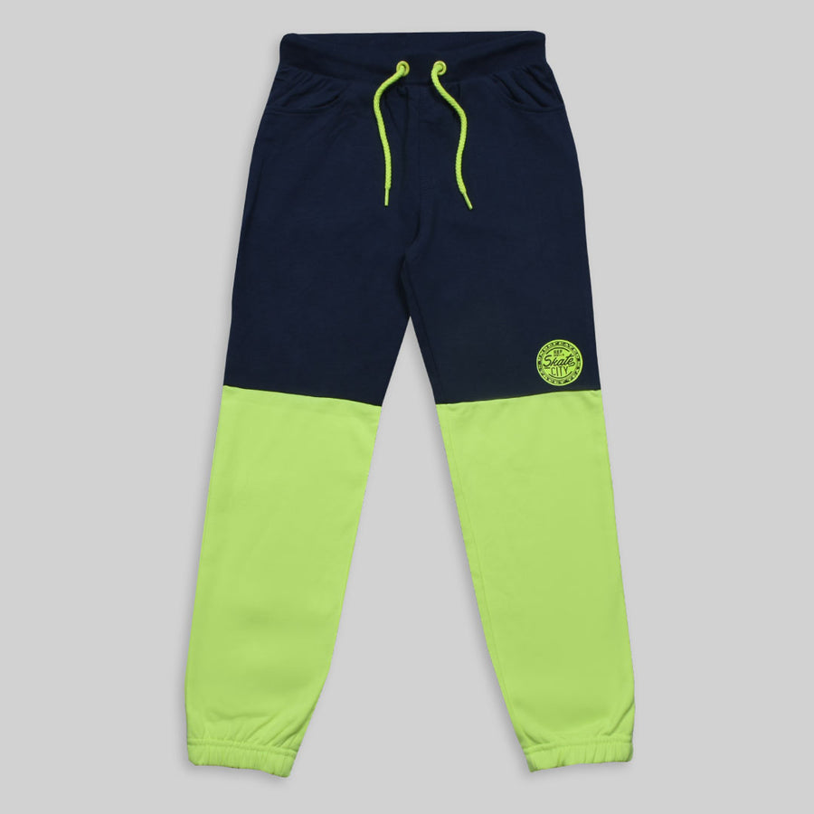 BOYS LOGO ICON TERRY TROUSER