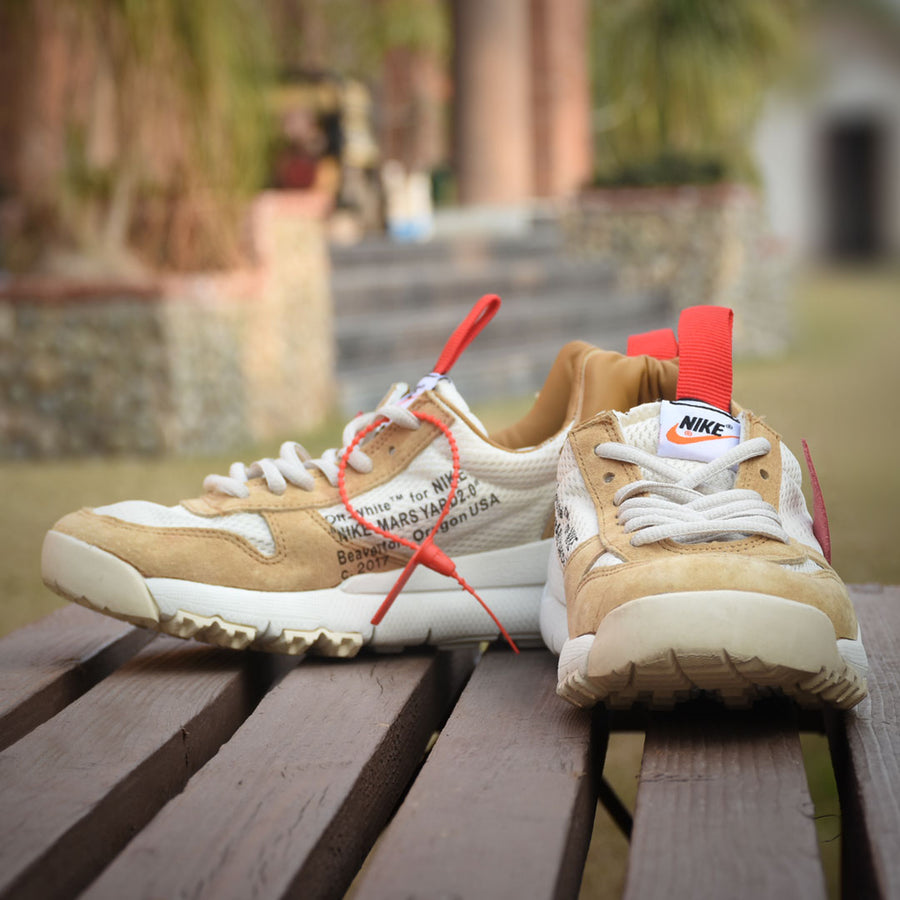 NK TOM SACHS MARS YARD 2.0 (ONLY 40 Size)