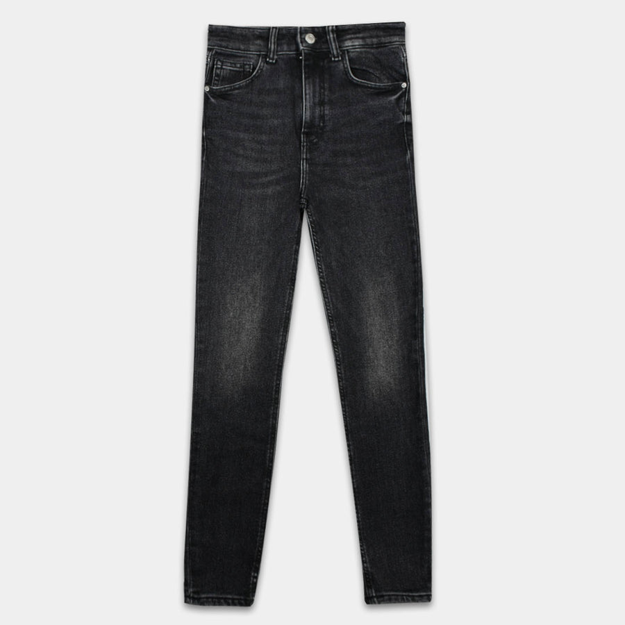 Women High Flex Skinny Fit ASH DENIM (waist 26 to 36)
