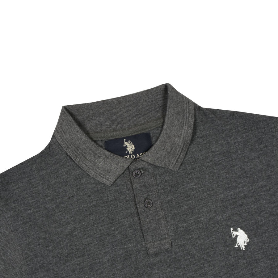 FLEXUS STATELY CHARCOAL PREMIUM POLO
