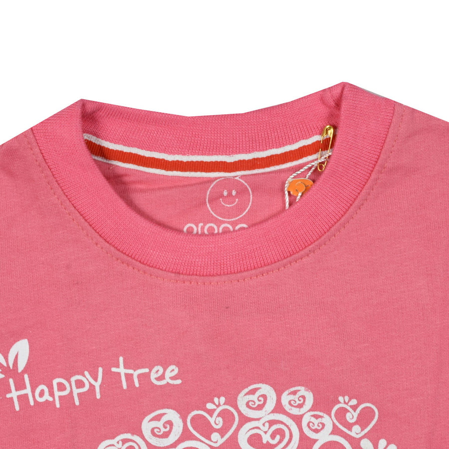 Kid's Happy Tree Printed Sweatshirt (1 YEARS to 12 YEARS)
