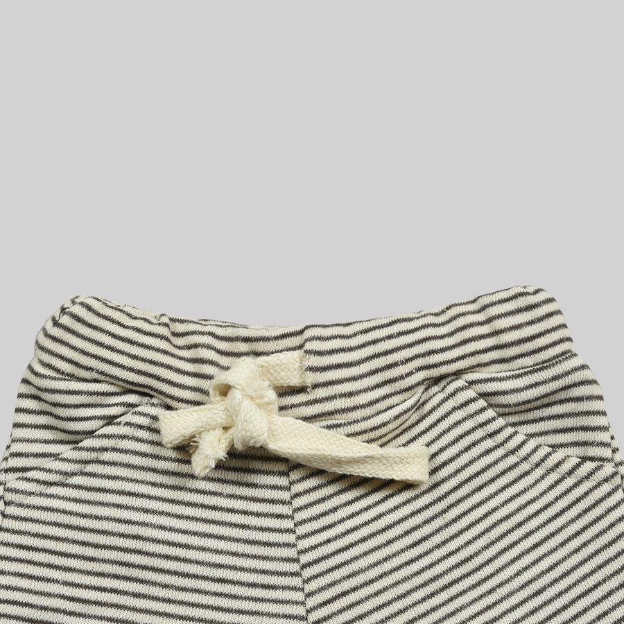 Baby Pencil Stripes Comfy Shorts