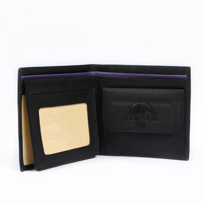 Funky's FINEST PATTERN DESIGN PURE LEATHER WALLET