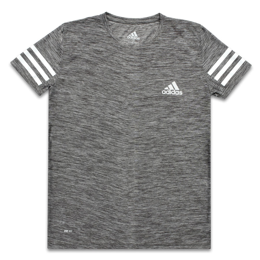 ADS DRY FIT GREY T-SHIRT