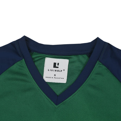 Funkys Raglan short sleeve tee Shirt (WITH MINOR FAULT)