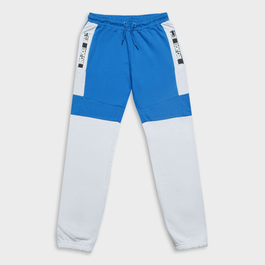 BOYS REGULAR FIT TERRY TROUSER