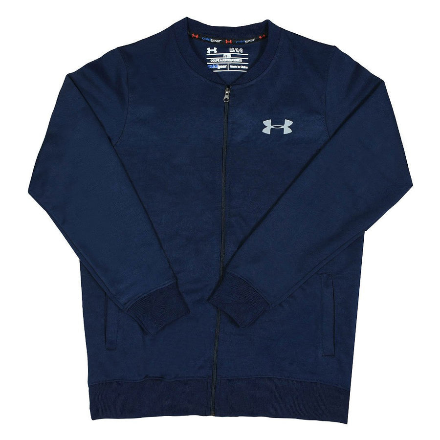STORM REVIVAL PRIME REFLECTOR LOGO Navy TRACK JACKET (WITH MINOR FAULT)