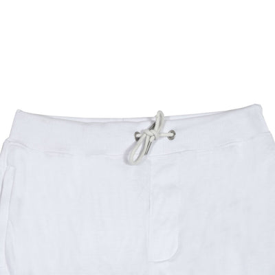 Funky's Four Pockets White Jogger Pant
