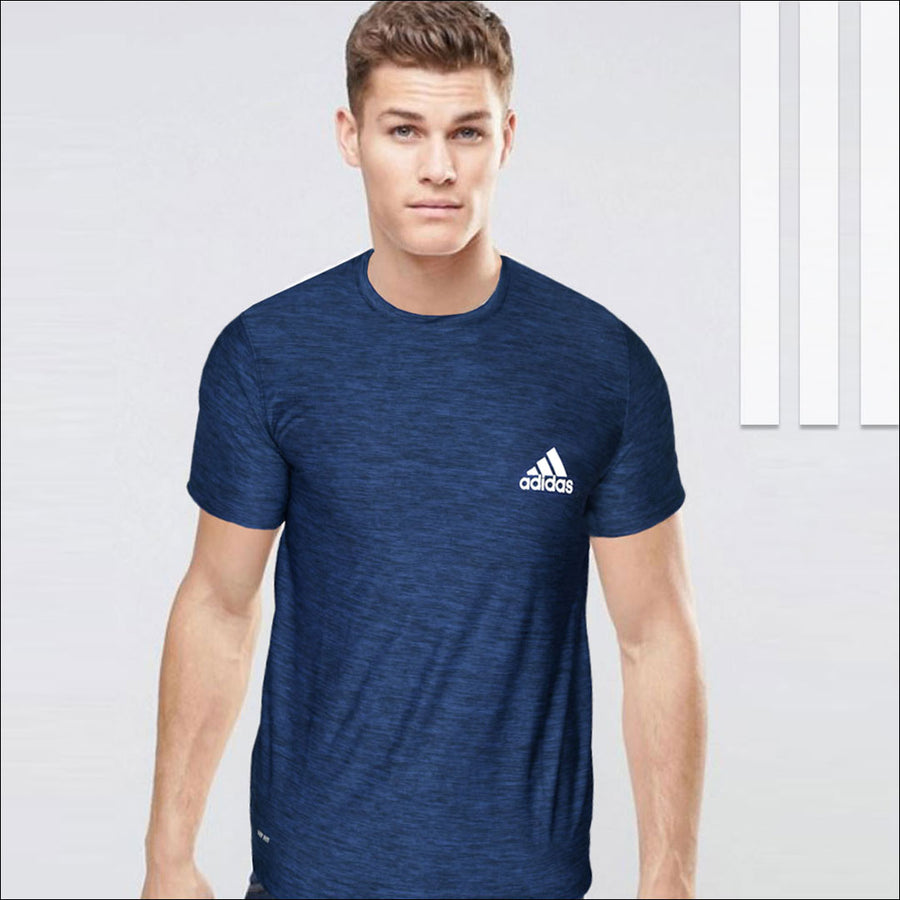 DRY FIT Athletic Printed Logo T-SHIRT WITH MINOR FAULT