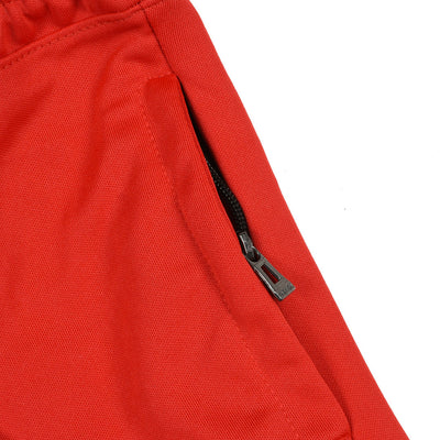 Run Fast Men's Red Electric Trouser