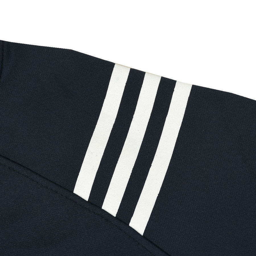 Front 3 stripes Navy track/ training jacket