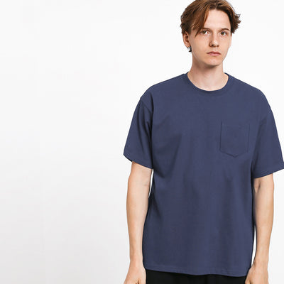 Soft aspect Round neck Tee Shirt