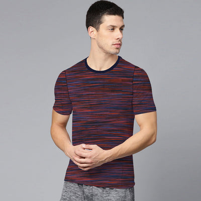 Twisted Slub Yarn Cotton Tee
